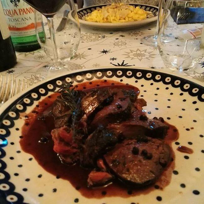 Cervo Filetto Food Foodporn Vacanze Holidays Deer Instagood Instafood Toscana Tuscany Chianti
