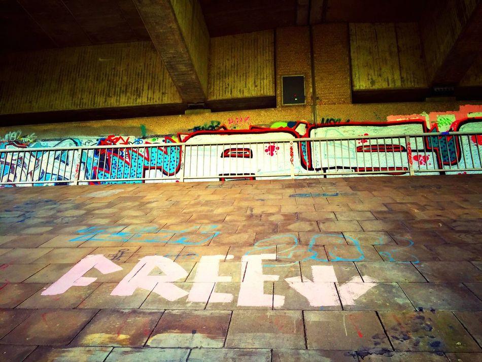 Freedom Under The Bridge Openyoureyes Bridges_aroundtheworld Moments Friends Lovethewayyousmile Highway Walk This Way Enjoying Life