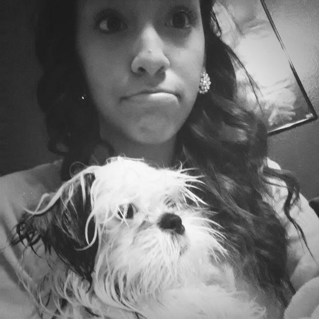took him a bath. pretty sure he hates me.