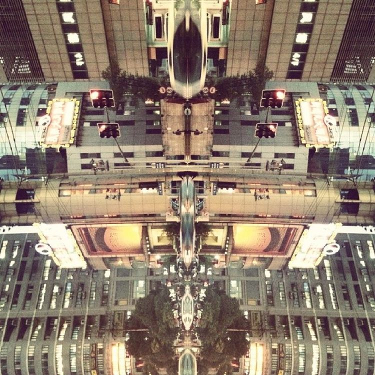 Shanghai Mosaic Photography Caleidoscopy urbanlandscapes