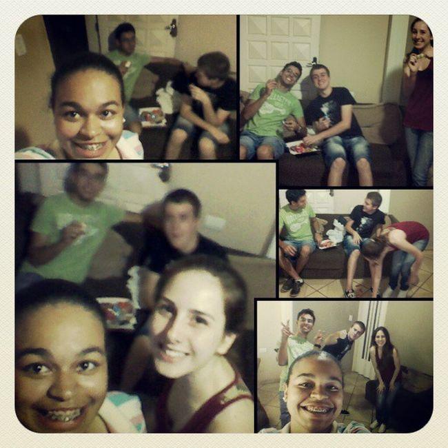 Sempre juntos, hahaha Pedro @phgoliveira29 Joao Raques