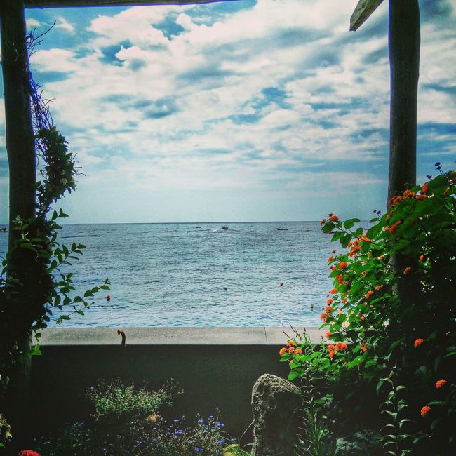 MarinaDelCantone Massalubrense Sorrentocoast Nerano Sea And Sky Italy
