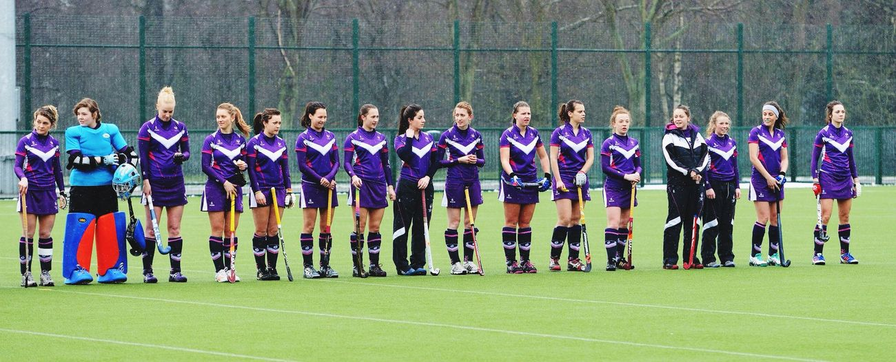 Field Hockey Bucs Loughborough Finals Day