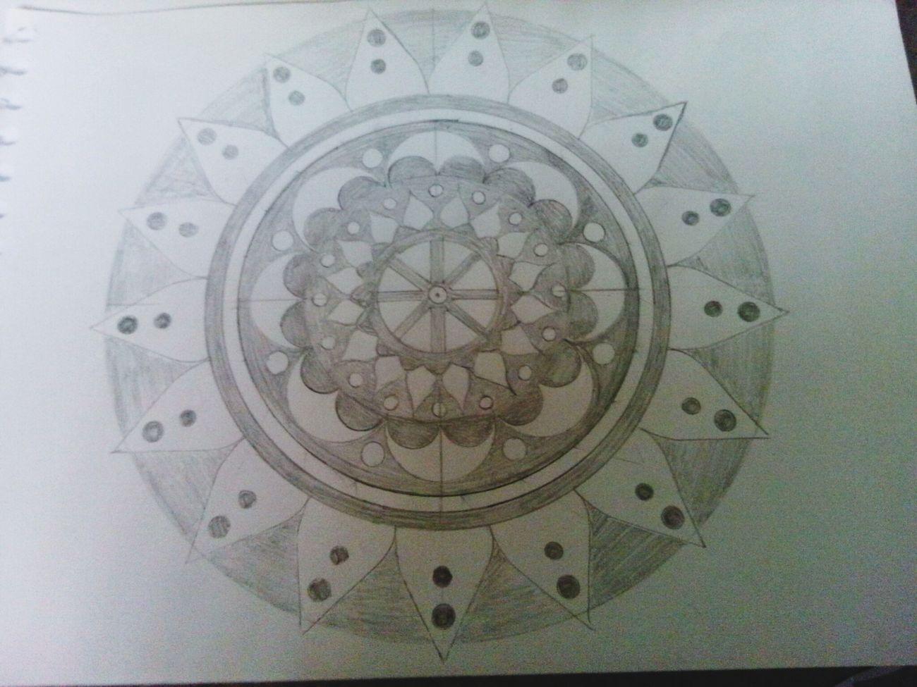Amo lo ue hago Mandala Diseñográfico Like4like Taking Photos