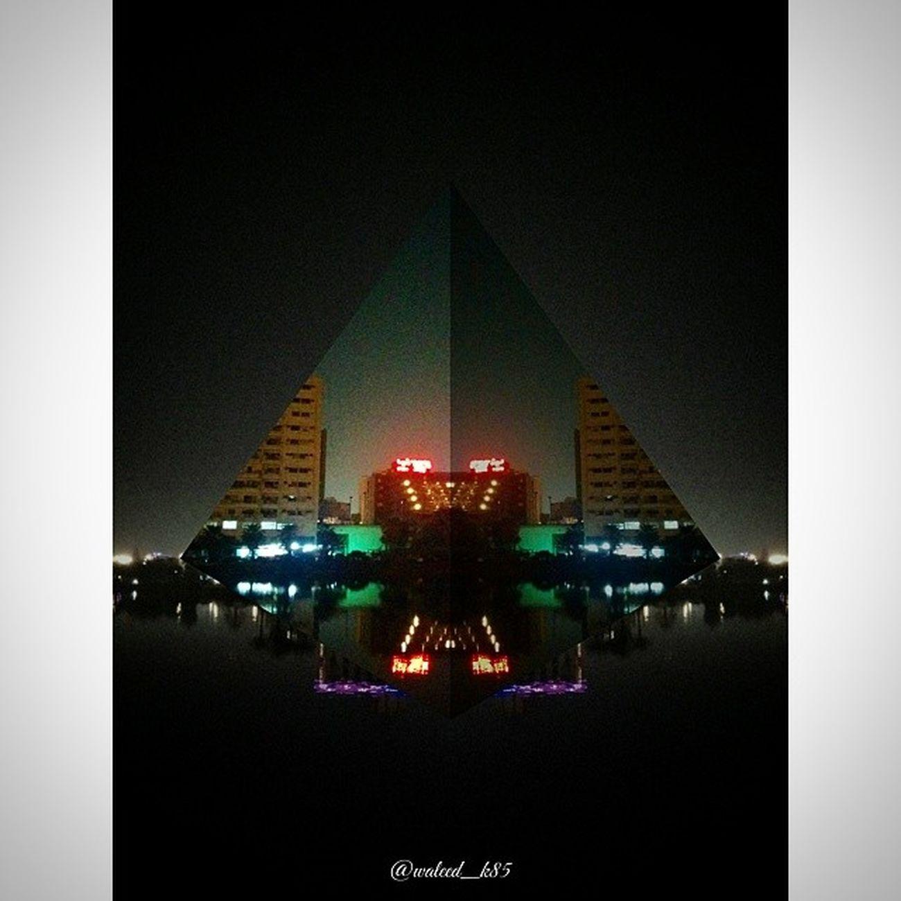 Edited by D3lta App . Lake at Historicdistrict in HistoricJeddah AlBalad. jeddah saudi_arabia SaudiArabia. Taken by my LG Nexus5. جدة السعودية بحيرة البلد جدة_التاريخية