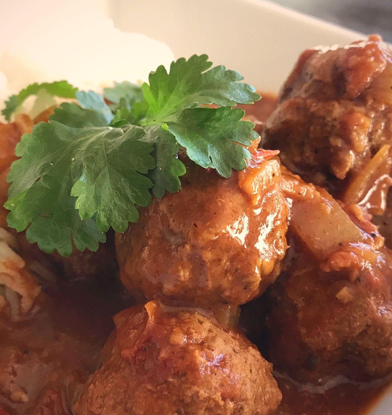 Beef Kofta Curry... Food Indian Food! Kofta Curry Homemade Food Curry Photography Food Photography Foodie Foodblogger Foodblog