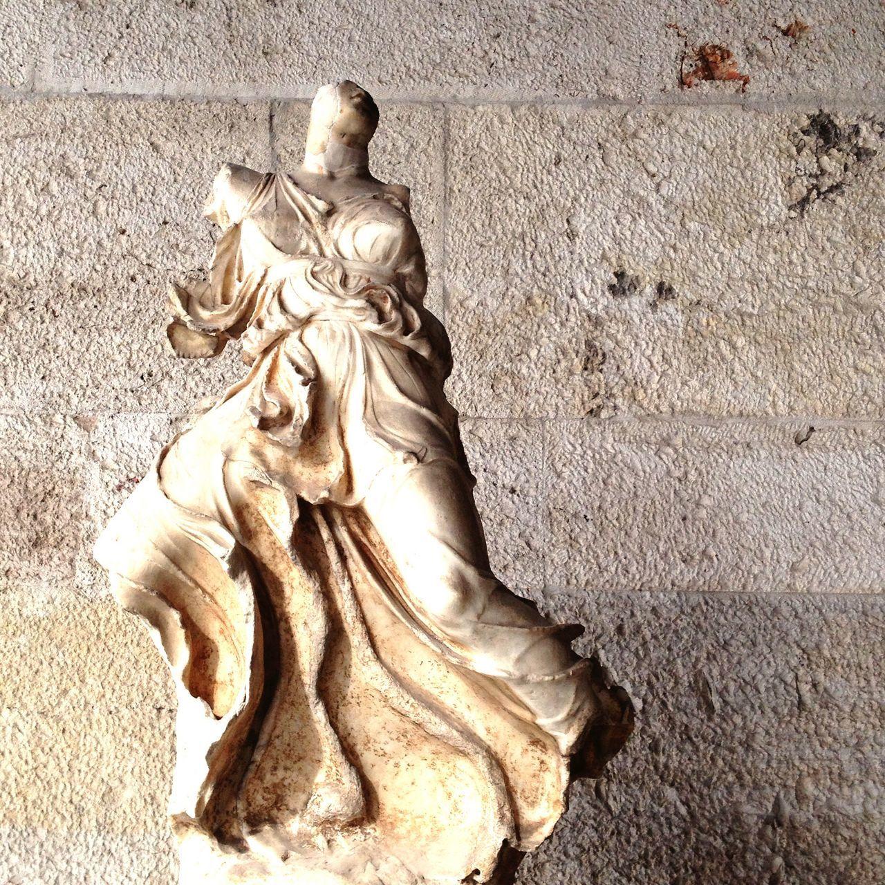 Acient Sculture Sculpture Acient Beauty Roman Agora
