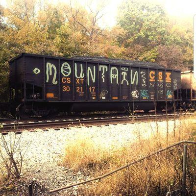Rail Transportation Outdoors