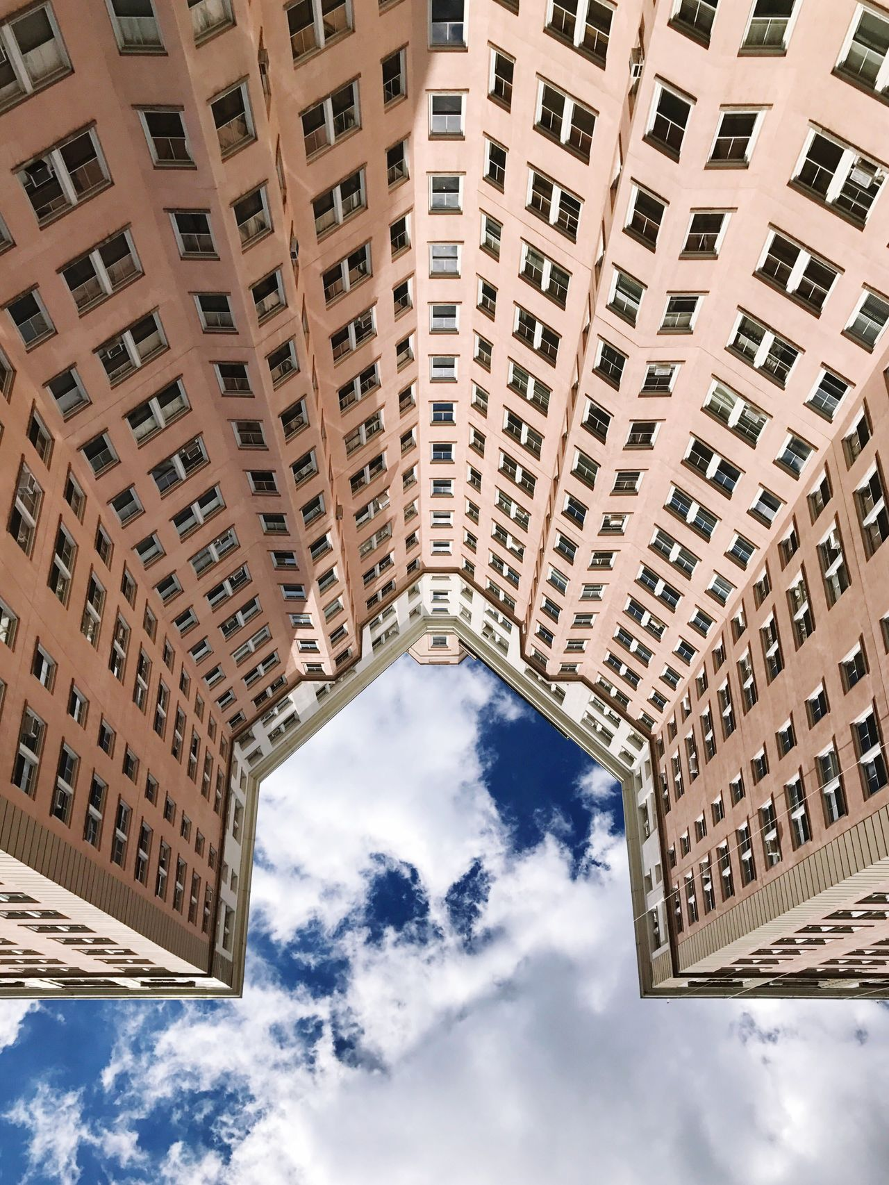Architecture Built Structure Low Angle View Building Exterior Sky Cloud - Sky Skyscraper Travel Destinations City Day Tall Outdoors Modern No People