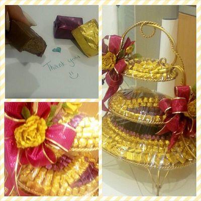 Amazing Giftyyyyy Chocolates Love office ♥ ♥ ♥