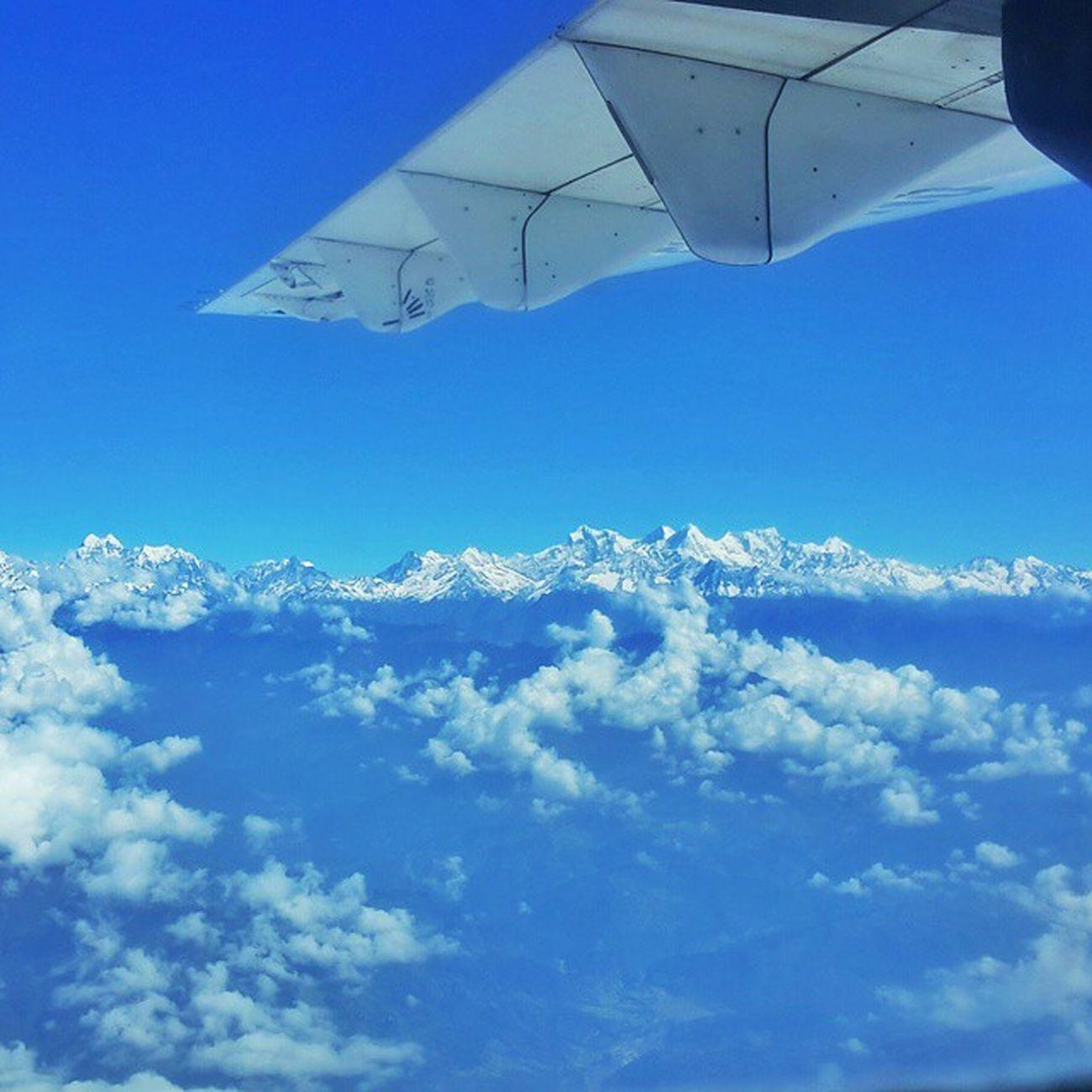 Flight Buddhaair Himalaya Clouds nepal nepali instanepal instadaily instaphoto ig_nepal instaasia pokhara kathmandu photooftheday blue sky beautifulday bestoftheday moments follow picoftheday igdaily ig_snapshots follow freeyourmind