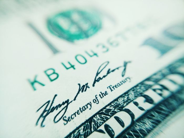 Money деньги Dollars 100долларов Cash Macro Photography Macro Mobilephotography макро доллары
