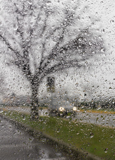 Bad Weather Driving - poor view caused by heavy rain and spray water Autumn🍁🍁🍁 Bad Car City Conditions ConditionsDeMerde Drive Driving Fall Grey Headlights Morning Poor  Rain Raindrops Road Sad Season  Slippery Street Traffic Urban Viable Visibility Winter