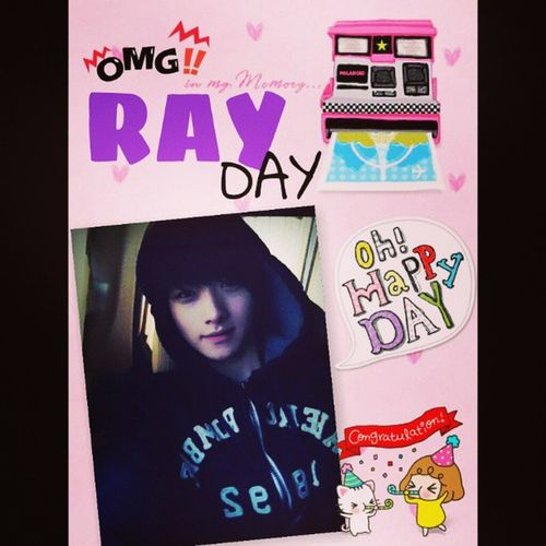 ♥♥Of my design for ‎HappyRAYJUNday ..♥♥4