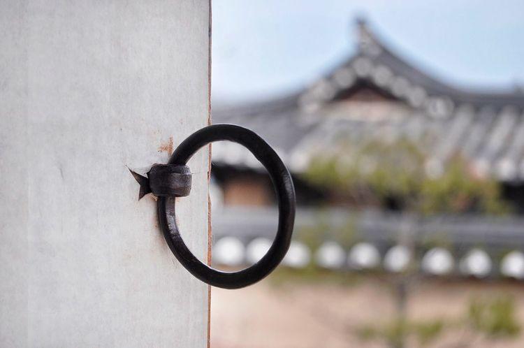 Traditional door / Korea . Since 1876. Door Architecture Traditional Door Korea Tradition Hanok Korea Stay Lock Close-up Security Woodn Traditional