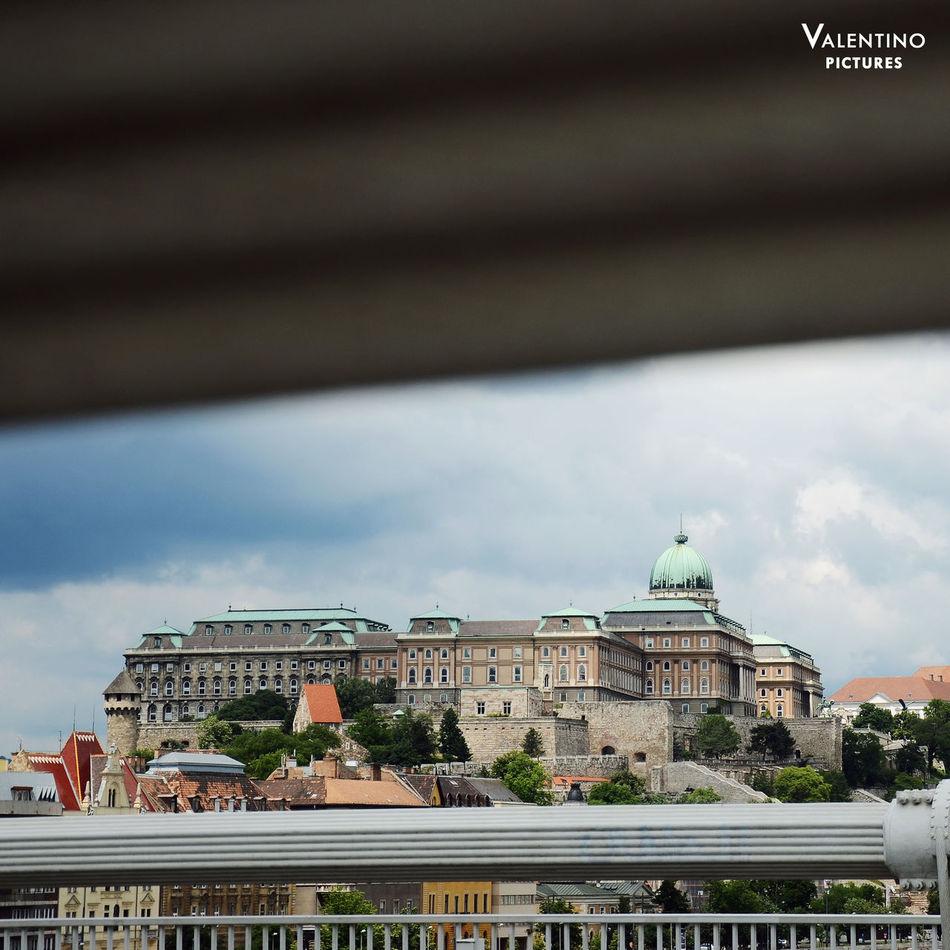 #budacastle #budapest #ElisabethBridge #heritage #unesco Architecture Building Exterior Built Structure City Cityscape Cloud - Sky Day Nature No People Outdoors Sky Skyscraper Travel Destinations Urban Skyline Water