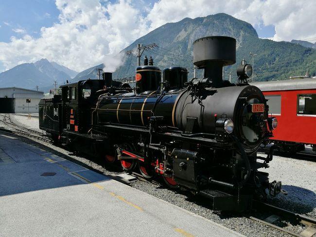 Steam Locomotive Steam Engine Dampflok Dampflokomotive Jenbach