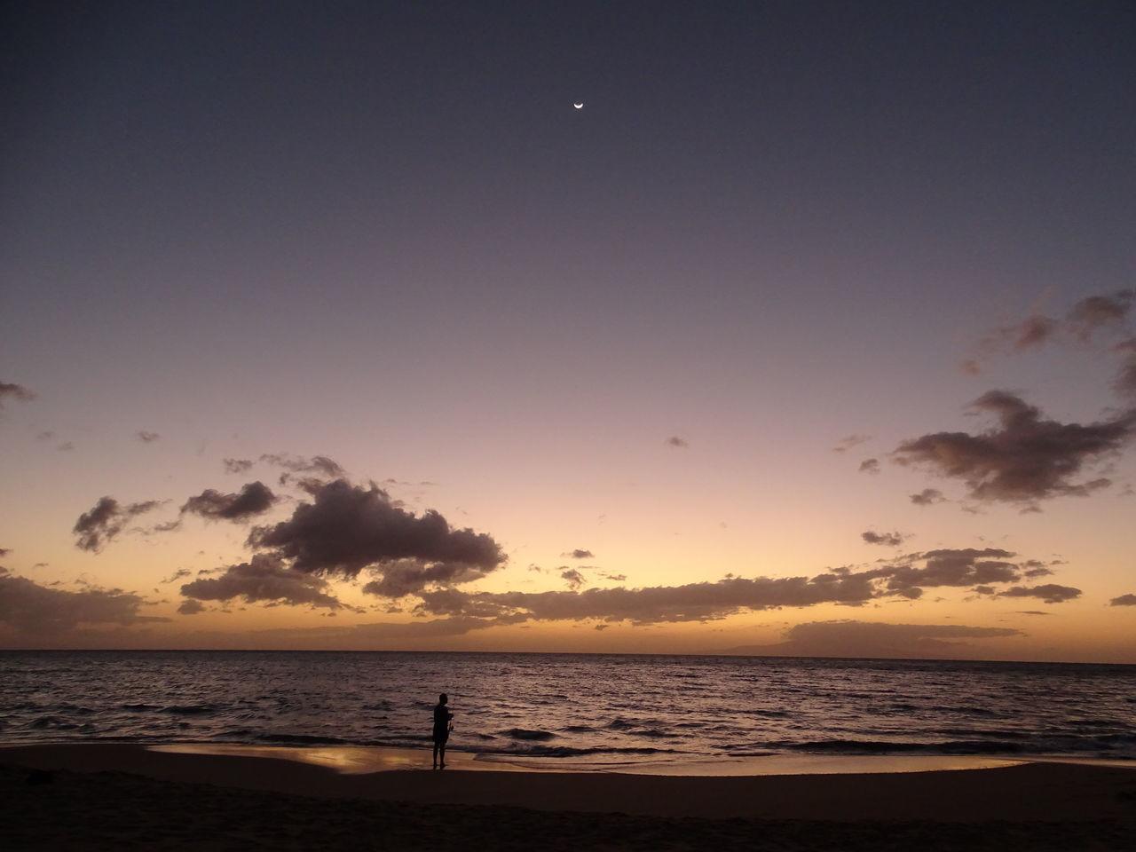 Sunset Sunsetporn Sunsetbeach Maui Mauiphotography Maui Hawaii Kihei Beach