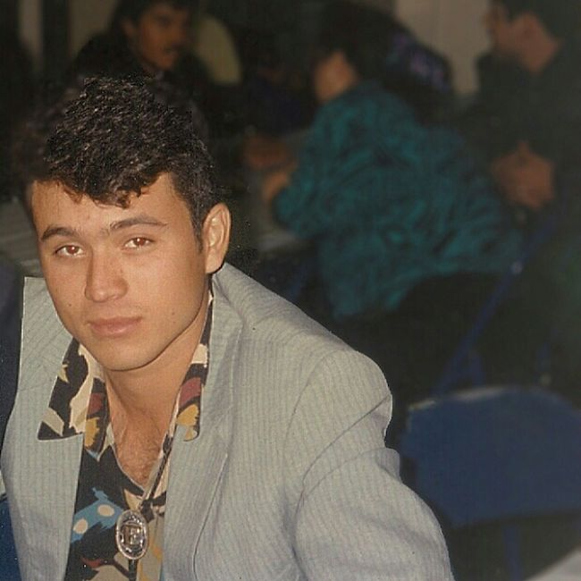 TBT  SanBenito,Texas 1993 I was only 21 Veracruz