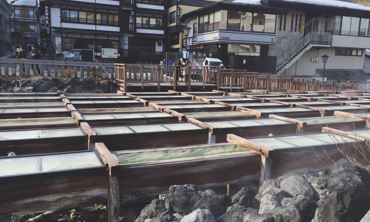 Hot Spring OnsennKusatsuuGunma Japann Hot Spring Resort