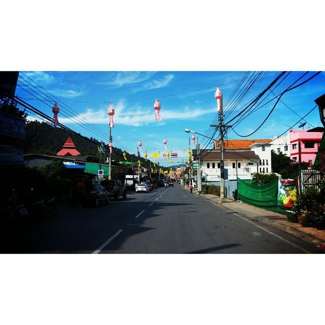 in town Mea Hong Son Rcnocrop Backpacker Thailand Meahongson