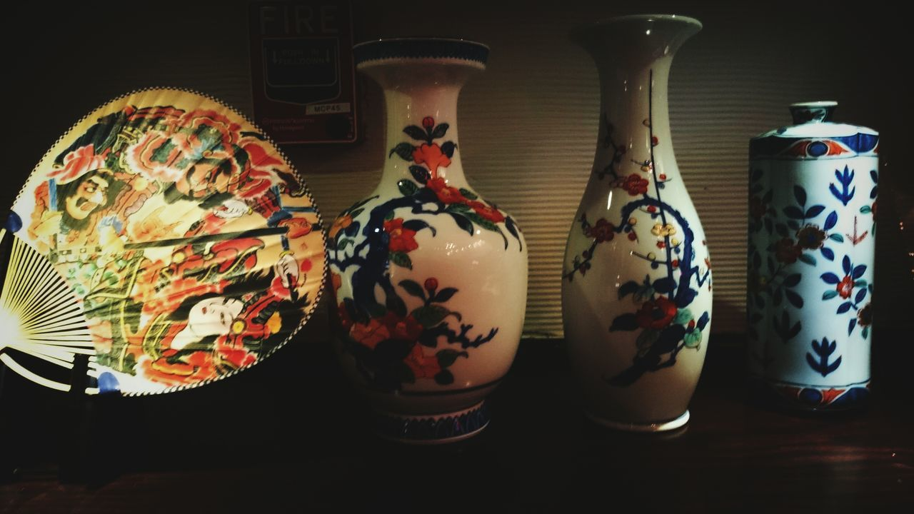 Art And Craft Cultures No People Indoors  Close-up Mobilephotography XperiaZ3 Jars  Eyeem Philippines Japanese Style StillLifePhotography