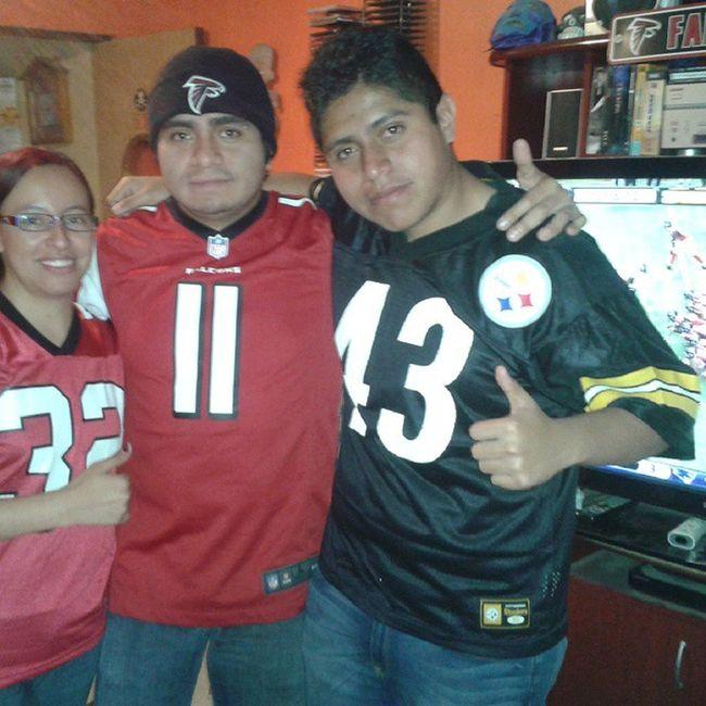 Adrenalinatd TelevisaDeportes Nada mejor en domingo que ver a los Steelers