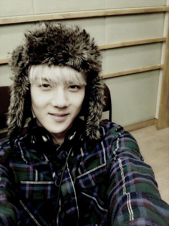 good night! from sehun Sehun EXO Exo K Kpop