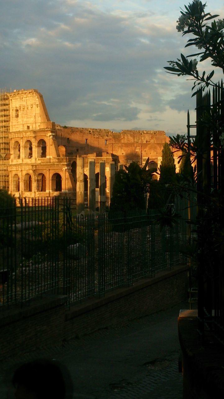 architecture, built structure, history, sky, cloud - sky, travel destinations, ancient, tourism, tree, monument, no people, building exterior, outdoors, day, ancient civilization