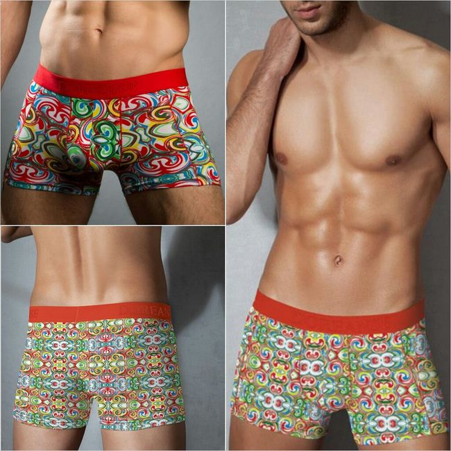 Lollipop Boxer 1885 at esexymale.com Esexymale Boyzinboxers We Stay Ready Step Yah Game Up