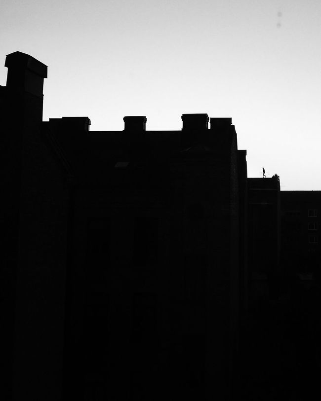 Built Structure Silhouette EyeEm Best Shots - Black + White Streetphoto_bw Monochrome Shootermag Bw_collection
