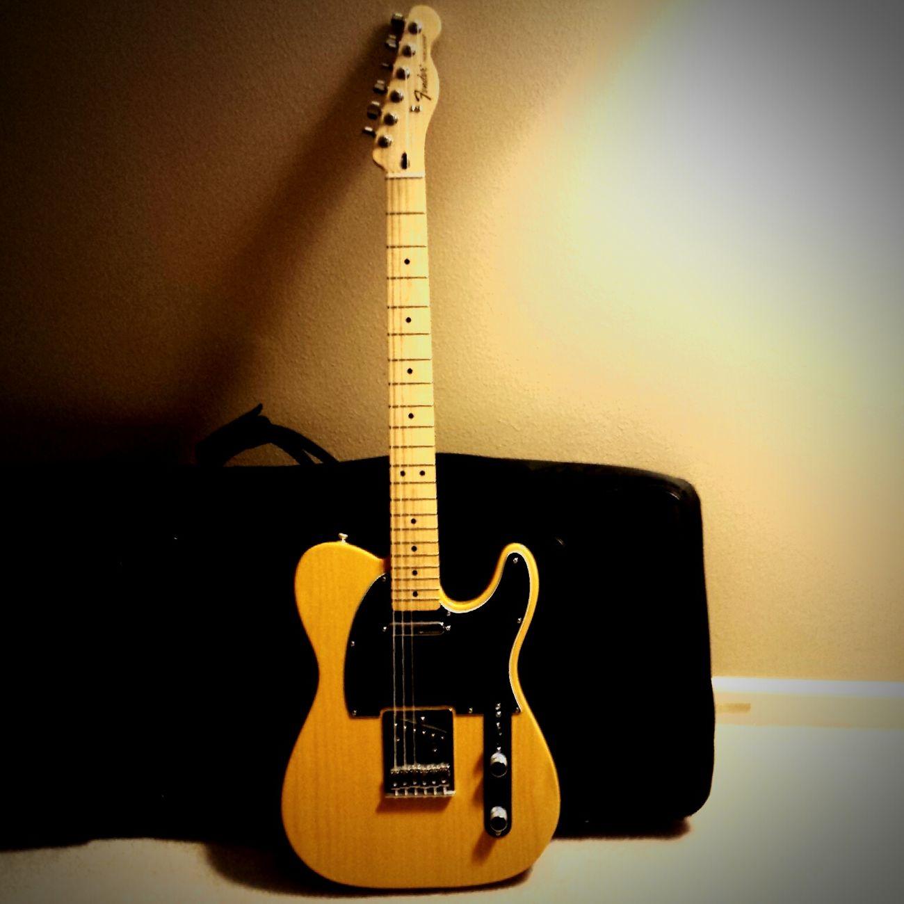 Fender Telecaster Fender Telecaster Musician's Life Music Is My Life Guitarhero