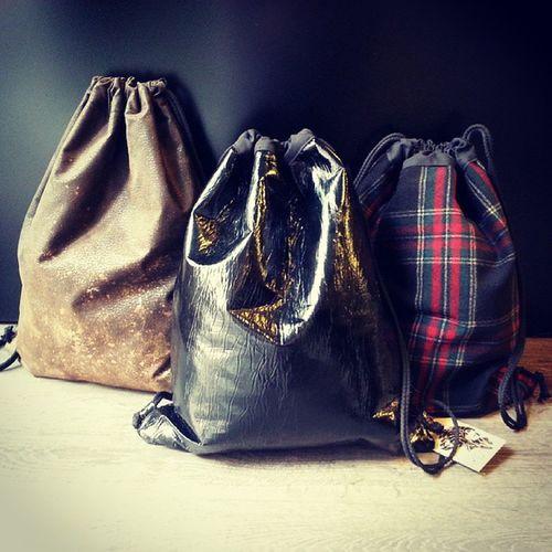 Yeah meine XL Turnbeutel sind fertig ♥♥♥ Gymbag Leatherbag FKIDS