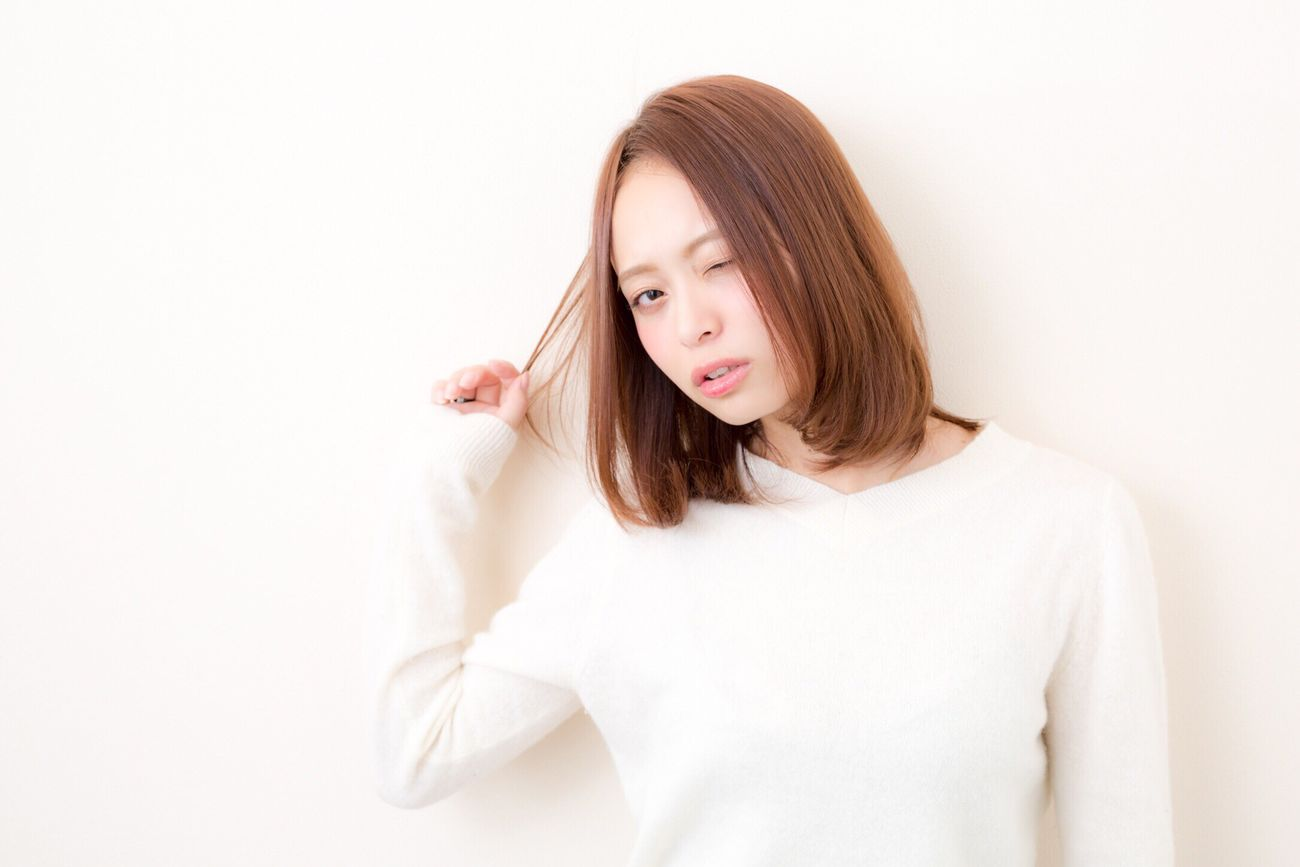 Natural Light Portrait 美容室 サロンモデル 箕面 Hair Beauty Girl Beauty Japan Japanese Girl Kokubutoshinobu Hairstyle