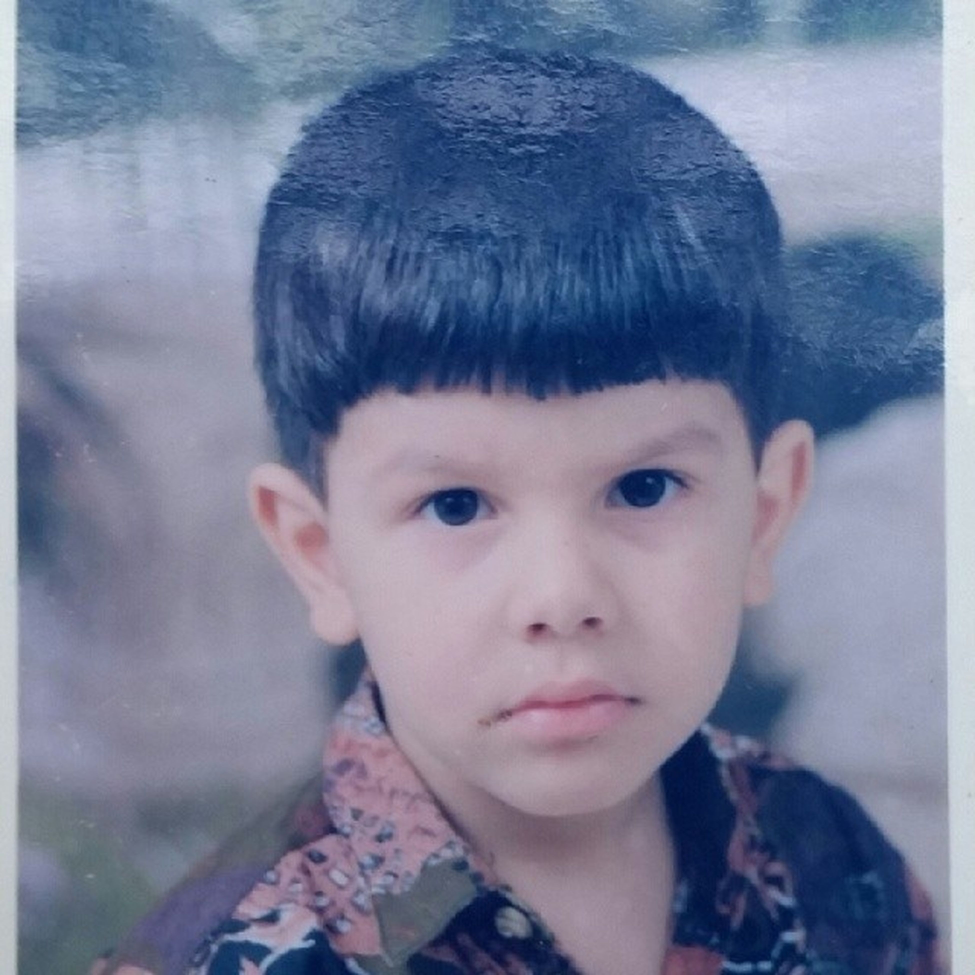 Old Pic  15_09_93 Baby_me Cha3ri_kertha