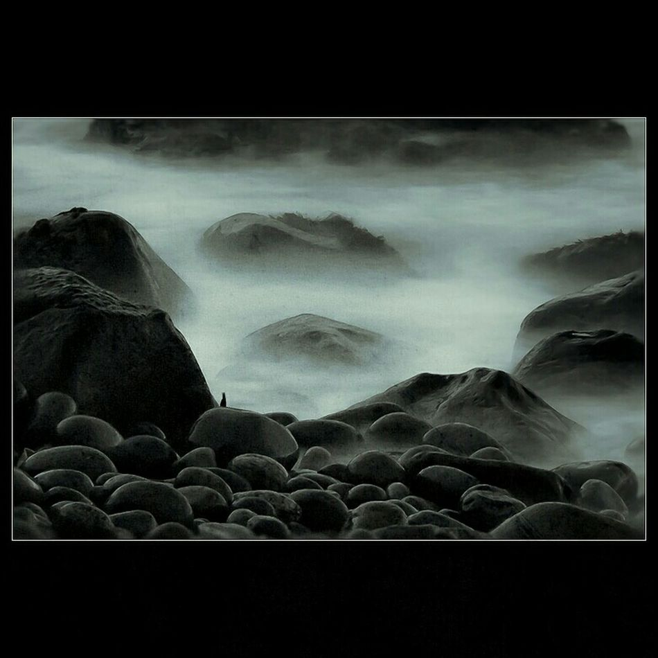 Sea Beach Rocks