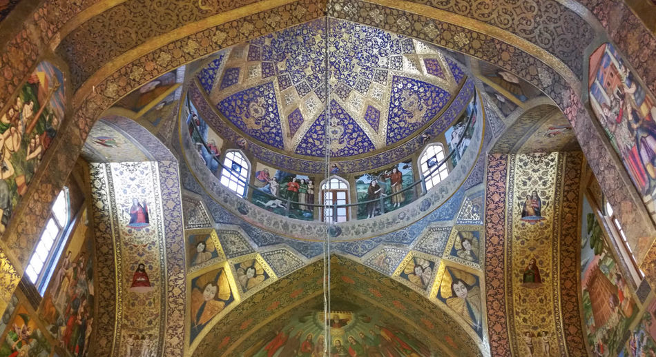 Architecture Attraktion Historical Sights Historische Plätze Iran Isfahan Moschee Mosque Tourist Attraction