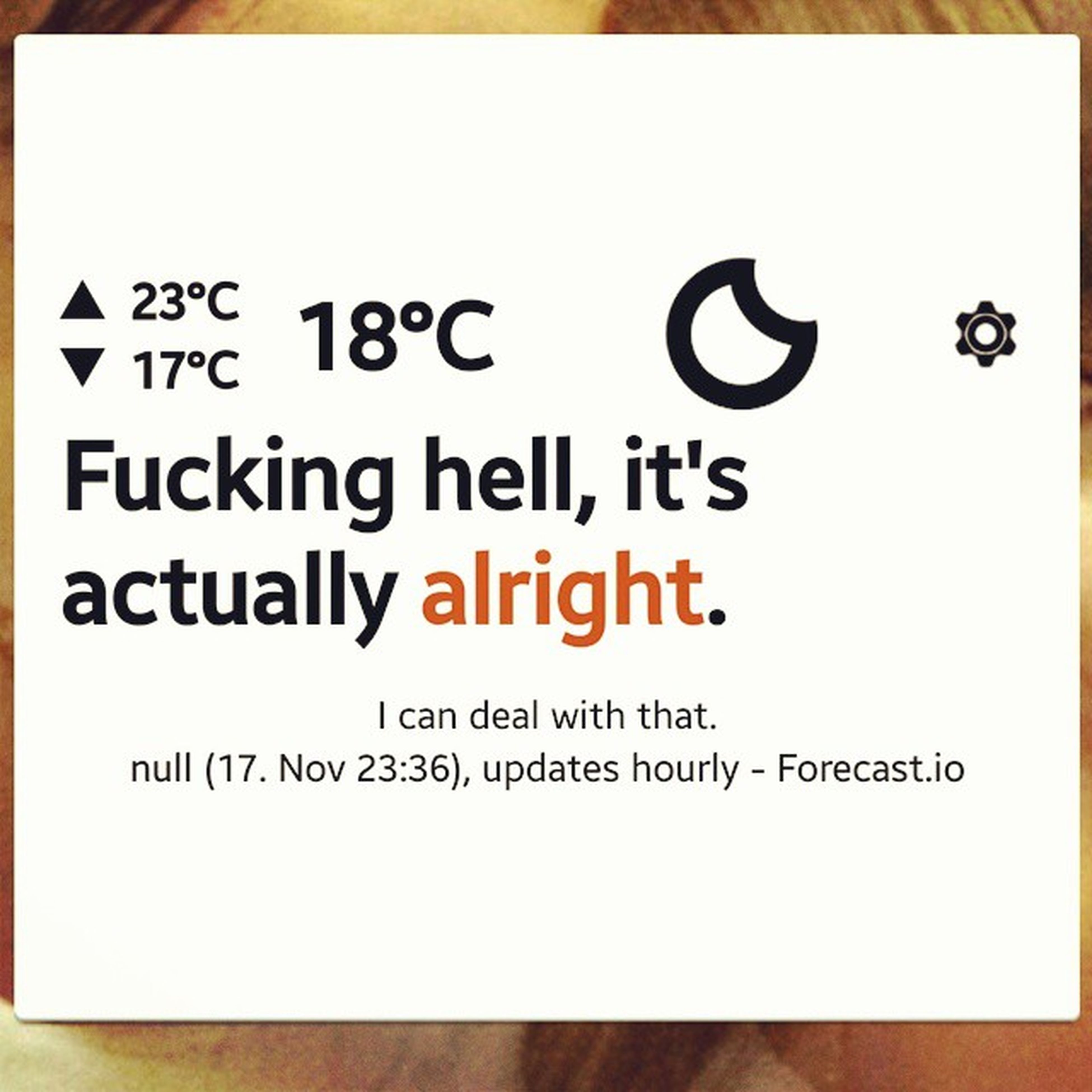 😂😂😂 exactly how I feel about the weather now Fuckingweather Alright HongKong Funnyapp