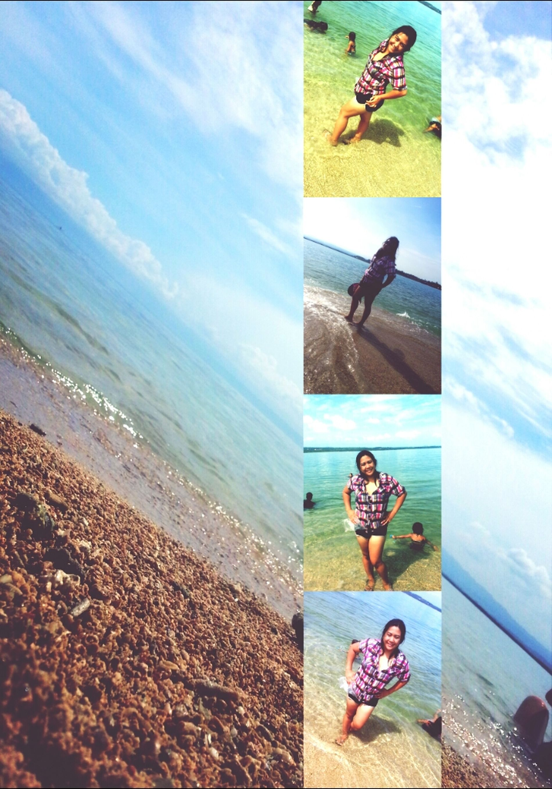 Taking Photos Color My World Moracay ^_^ It's Just Me And The Beach! ;p