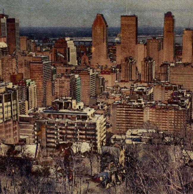 Montreal Cityscape AMPt_community WeAreJuxt.com