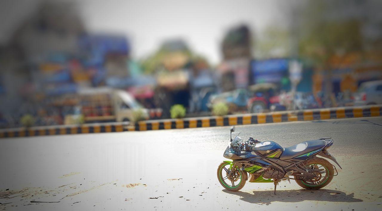 Bike Lifestyles Sunlight Yamaha R15 India Love Day
