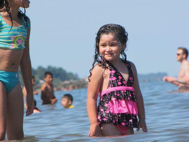 Summer Days Beach Photography Beachscape Beachwaves Kids Having Fun Randomshot Spontaneous Moments Spontaniouscaptures