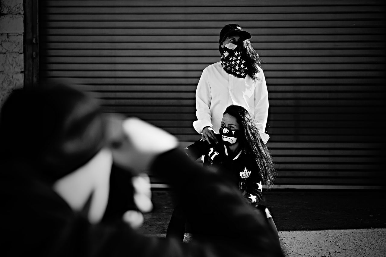 Adult Backgrounds Bokeh Day Defocused Eye4photography  EyeEm Gallery EyeEmBestPics EyeEmNewHere Friendship Gangsters Paradise Headshot Lifestyles Lights Men Model Motorcycle Outdoors People Portrait Real People Shooting Street Togetherness Women The Portraitist - 2017 EyeEm Awards
