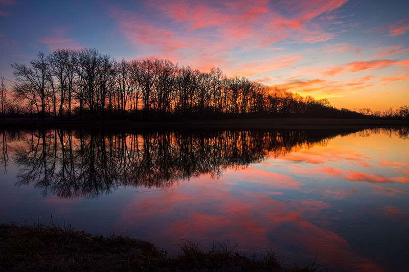 Reflection Cloud - Sky Nature Reflection Lake EyeEm Best Shots - Sunsets + Sunrise EyeEm Best Shots EyeEmbestshots Picoftheday Missouri EyeEm Nature Lover