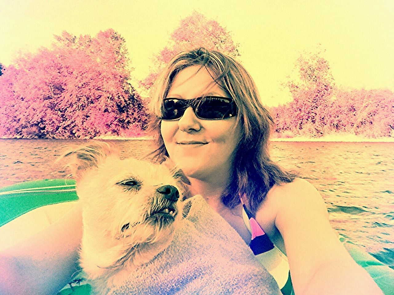 Enjoying The Sun Escaping EyeEm Gallery Swimming EyeEm Rafting My Dogs Are Cooler Than Your Kids Dogs And Boats Hello World That's Me