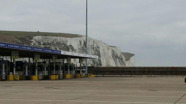 White Rocks Of Dover Port Dover Port Of Dover Dover