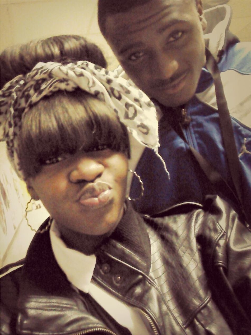 baby brother && i