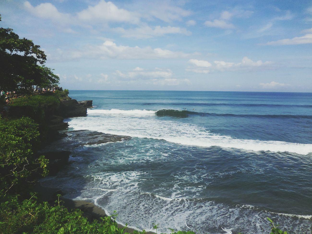 Ocean breeze 💕💕 Ocean View Ocean Ocean❤ Tanahlot Tanahlot, Bali, Indonesia Beachphotography