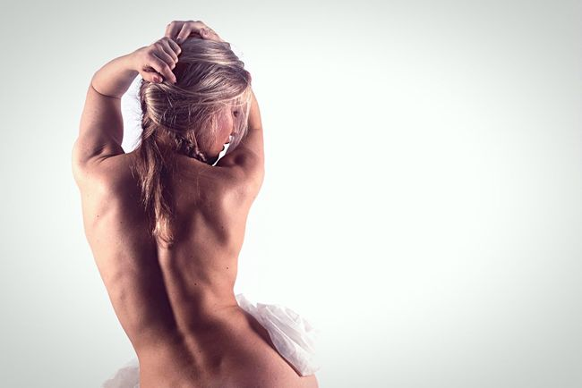Bodysculpt Definition Fitness Backside Photo by PK-Photographie Fitnesslifestyle  Bjj - Jiu Jitsu Bjj Lifestyle Girlwithmuscle