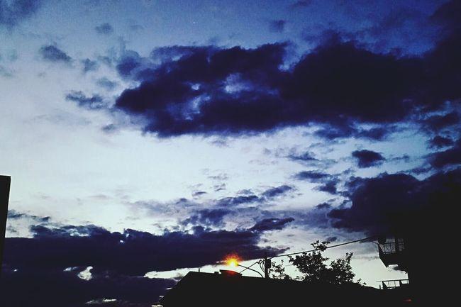 Follo  Nuvole Clouds And Sky